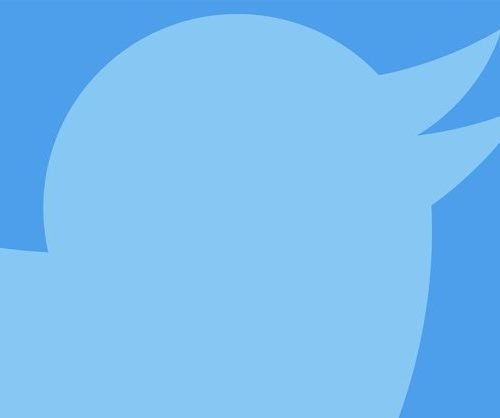 Immagine che riporta il logo di Twitter